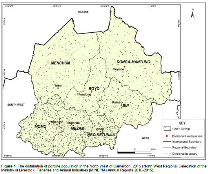 Isabb journal of health and environmental sciences mapping pattern of epilepsy in the north west of cameroon ccuart Image collections